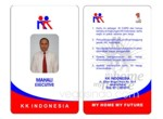 id card kk indonesia