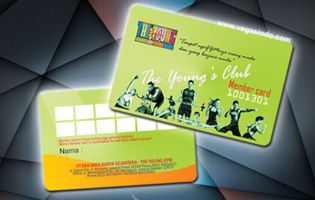 member card young gym