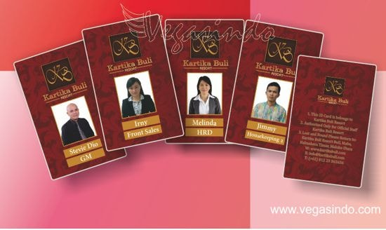 id card kartika buli resort bali