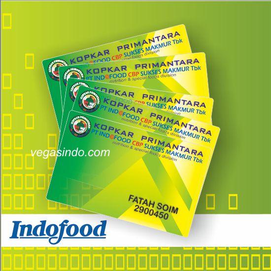 contoh kartu koperasi indofood