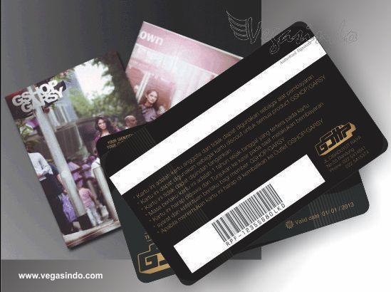 member card gshop back