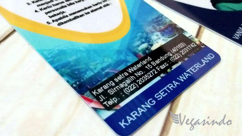 contoh kartu id card