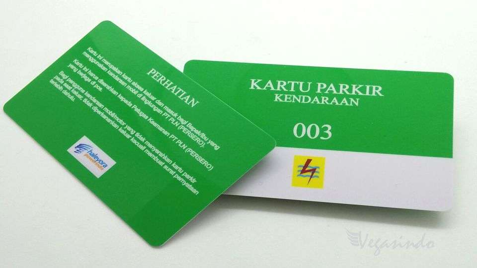 Contoh Id Card Dan Kartu Member Card