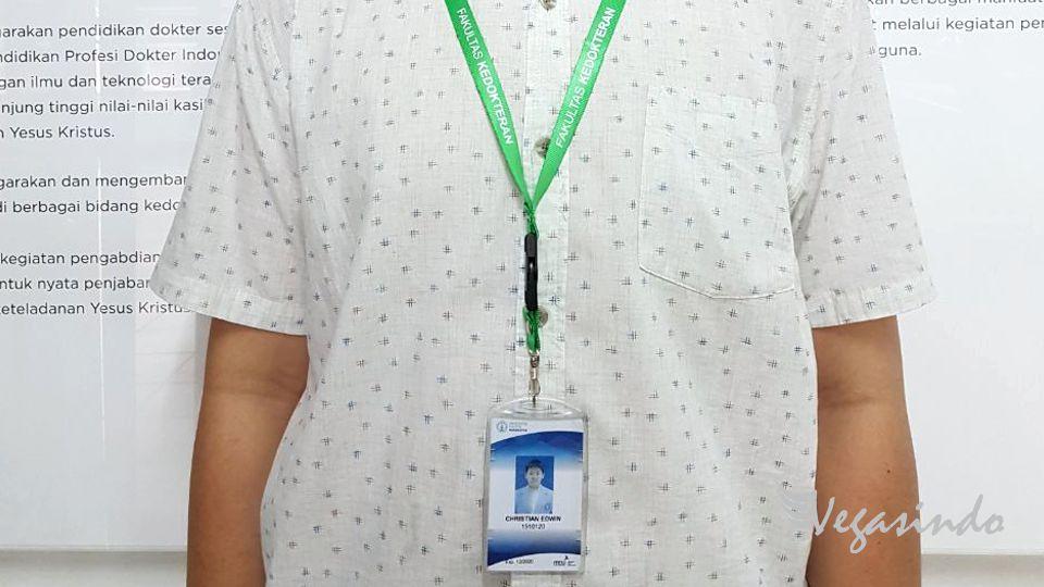 contoh tali id card sablon